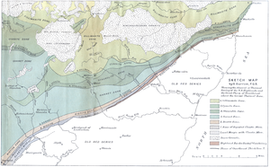 Highland Boundary Fault - Image: Barrow Highland Boundary Fault