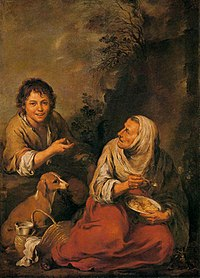 Bartolomé Esteban Perez Murillo - Old Woman and Boy - WGA16367.jpg