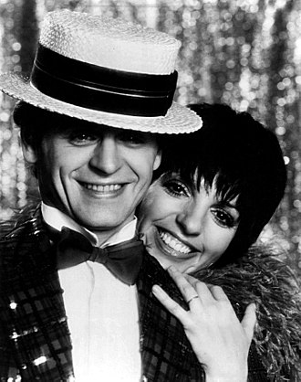 Liza Minnelli - Minnelli with Mikhail Baryshnikov in Baryshnikov on Broadway, 1980