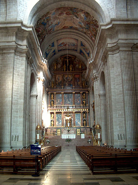 File:BasílicaElEscorialNave.jpg