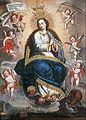 Basilio de Santa Cruz Pumacallao - Immaculate Virgin Victorious over the Serpent of Heresy - Google Art Project.jpg