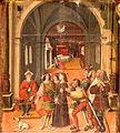 Basilique-Saint-Maximin-Jésus devant le grand prêtre Anne et le reniement de Pierre.jpg