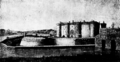 Bastiljen med porten Saint-Antoine, Nordisk familjebok.png