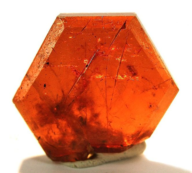Crystal of Bastnasite