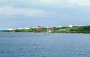 Bathurst Inlet: Inuit-Siedlung und Naturalisten-Lodge