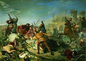 Battle of Cassano (1259) - The Defeat of Ezzelino da Romano