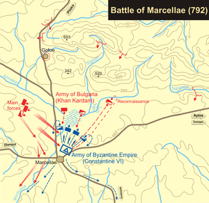 Battle of Marcellae - Image: Battle of Marcellae