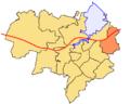 Bautzen Map Niederkaina.PNG