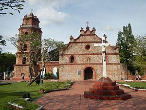 Cagayan Valley - Image: Bayombong,Nueva Vizcaya Cathedraljf 0001 04