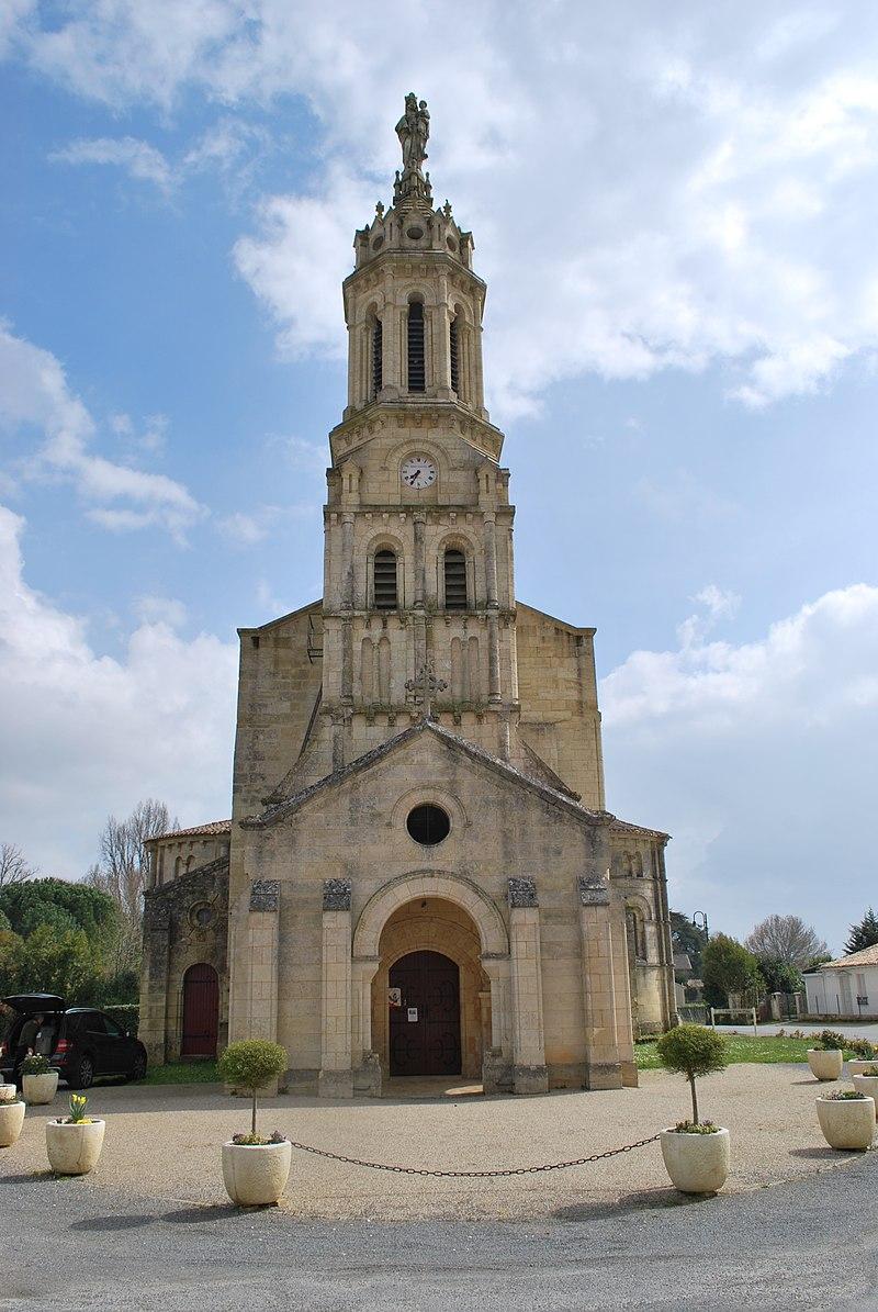 Bayon-sur-Gironde - église - façade ouest.jpg