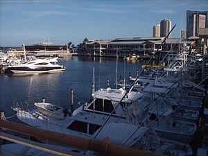 Bayside Marketplace - Image: Bayside Miami
