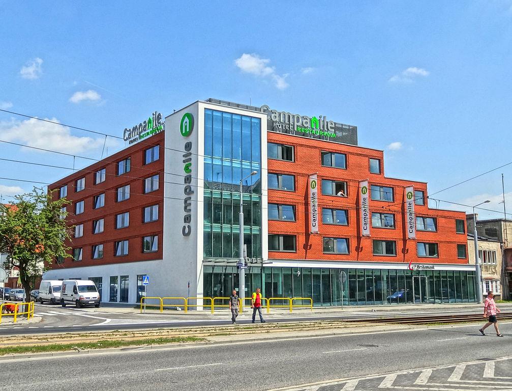 Campanile Hotel And Restaurant Brubels Airport Zaventem