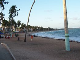 Beach in Maceió, Alagoas, Nov 2004.jpg