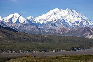Denali–Mount McKinley naming dispute