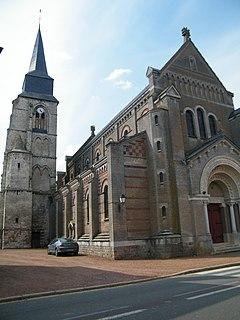 Beauquesne Commune in Hauts-de-France, France