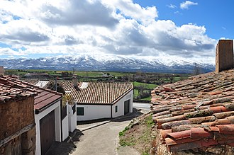 Becedillas - Image: Becedillas Corneja