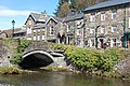 Beddgelert , Bridge over the Afon Colwyn - geograph.org.uk - 1710931.jpg