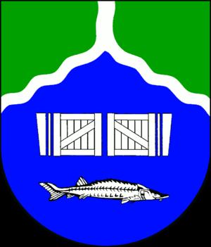 Bekmünde - Image: Bekmuende Wappen