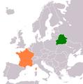 Belarus France Locator.png
