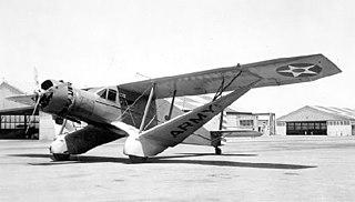 Bellanca Aircruiser Aircraft built by Bellanca Aircraft Corporation