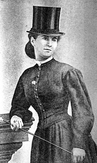 Marguerite Bellanger - Marguerite Bellanger around 1870 by Eugène Disdéri