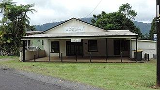 Bellenden Ker, Queensland - Bellenden Ker Memorial Hall, opened 1936