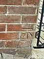 Bench Mark, St Peter's Road - geograph.org.uk - 2049390.jpg