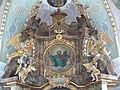 Benningen Pfarrkirche Hochaltar oben.jpg