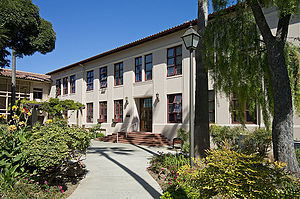 Santa Clara University School of Law - Bergin Hall