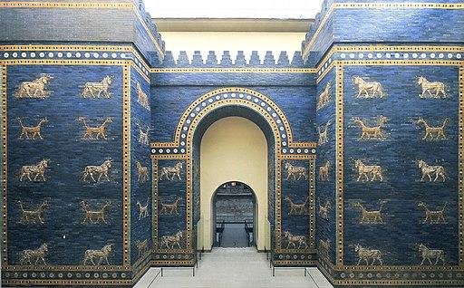 Ischtartor (Pergamonmuseum), Berlín, Museo de Pérgamo 05