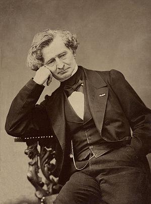 Hector Berlioz - Berlioz by Pierre Petit