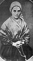 Bernadette Soubirous en 1861 photo Bernadou 3.jpg