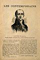 Bernard Germain Étienne de la Ville-sur-Illon, Comte de Lacé Wellcome V0003297.jpg