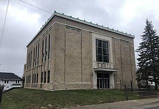 Beth-El Zedeck Temple United States historic place