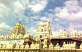 Bhadrachalam Temple East Entrance Gopuram 03.jpg