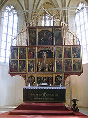 Biertan Altarpiece