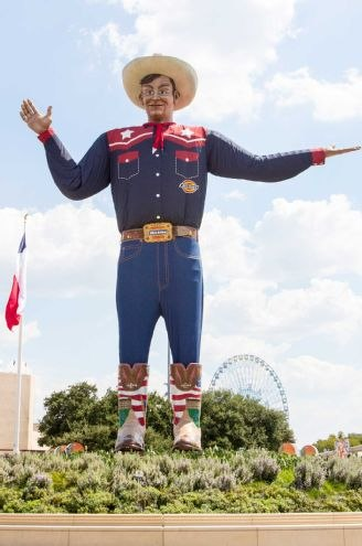 Big Tex 2015