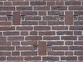 Bijbank van de Nederlandsche Bank - Rotterdam - Brick wall.jpg