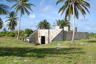 Bikini Atoll - Image: Bikini Atoll Nuclear Test Site 115009