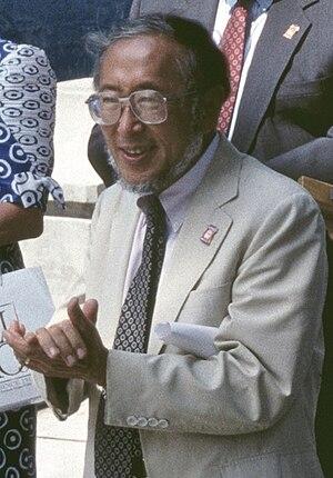 Bill Naito - Image: Bill Naito in 1991