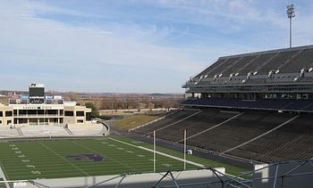Description de l'image Bill Snyder Stadium.JPG.