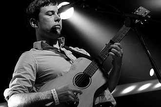 Bill Callahan (musician) - Performing at ATP Festival, April 2007.
