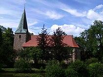Bippen, Sankt Georges kirche foto2 2008-07-16 15.29.JPG