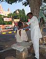 Birla Mandir - Delhi, views around (13).JPG