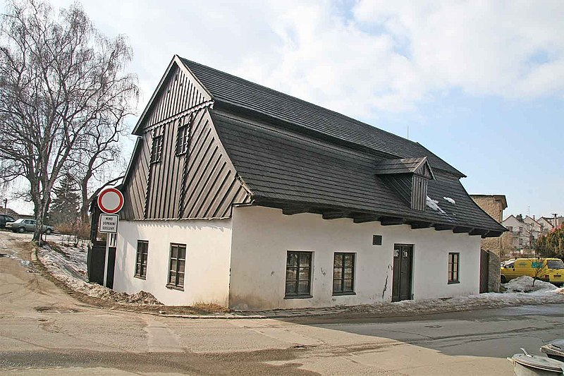 File:Birth house of Frantisek Ladislav Vek.jpg