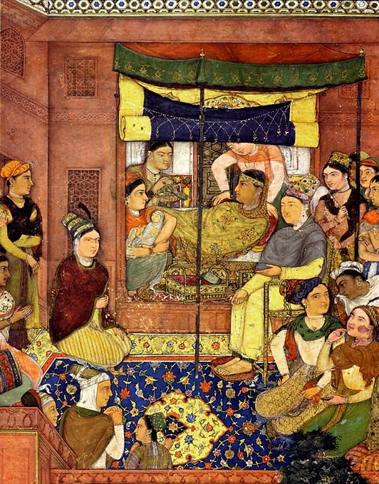 Birth of jahangir