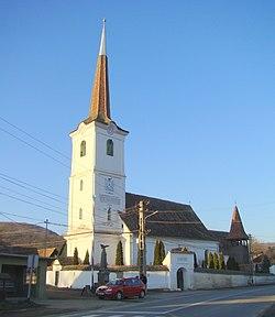 Biserica unitariana din Trei Sate.jpg