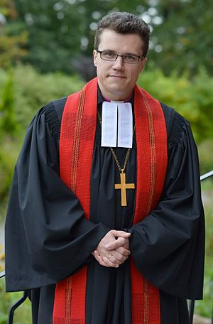 Evangelical Lutheran Church in Russia, Ukraine, Kazakhstan and Central Asia - Archbishop Dietrich Brauer, the primate of ELCROS.