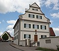 Bissingen Pfarrhaus 1832.JPG
