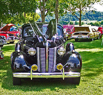 Mint condition - Vintage cars in optimal states of repair may be described as being in mint condition.